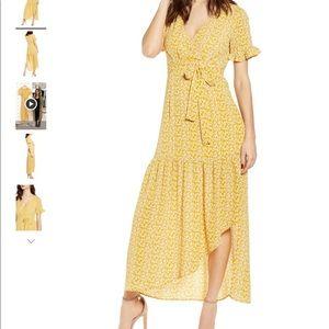 Nordstrom 2019 Maxi Floral Sundress Dress M